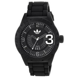 アディダス(adidas)の【新品ブラック】アディダス オリジナル 時計 メンズ NEWBURGH(腕時計(デジタル))