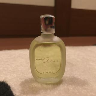 ロエベ(LOEWE)の【LOEWE】aire ミニ香水 7ml ロエベ アイレ パフューム(香水(女性用))
