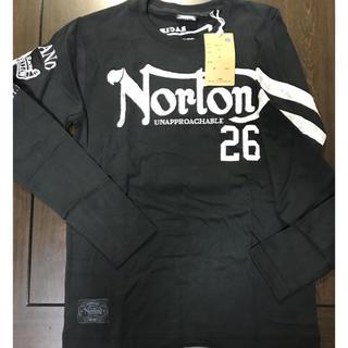 ノートン(Norton)のロングTシャツ(Tシャツ(長袖/七分))
