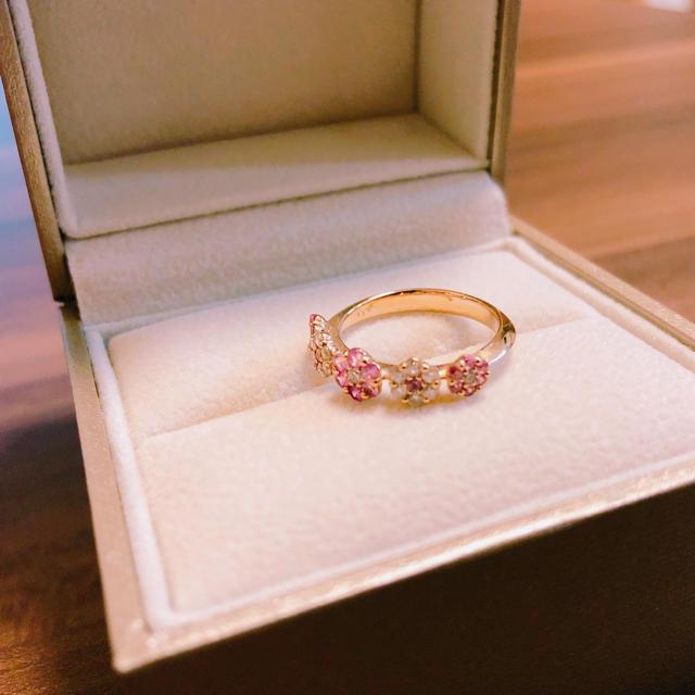 PonteVecchio(ポンテヴェキオ)のponte vecchio リング 指輪 レディースのアクセサリー(リング(指輪))の商品写真