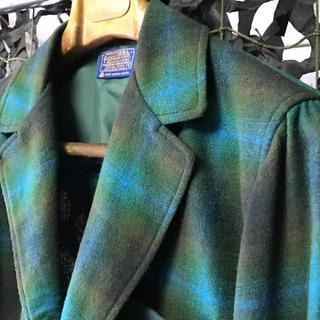 ペンドルトン(PENDLETON)の70'sPendleton Plaidcheck Tailored Jacket(テーラードジャケット)
