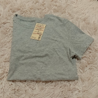 ムジルシリョウヒン(MUJI (無印良品))の無印良品 クルーネック半袖Tシャツ S(Tシャツ(半袖/袖なし))