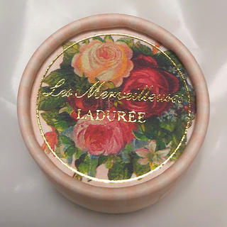 レメルヴェイユーズラデュレ(Les Merveilleuses LADUREE)のLADUREE ラデュレ ミニ プレスト チークカラー 07(チーク)