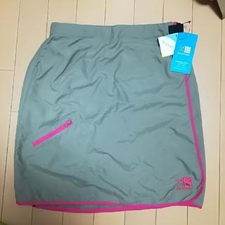 カリマー(karrimor)の新品 未使用 karrimor ラッピング スカート Lサイズ (登山用品)