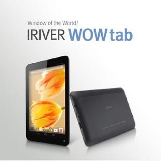 アイリバー(iriver)のIRIVER WOW tab IQT701 Android(タブレット)