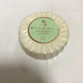 ブルガリ(BVLGARI)のブルガリ 石けん 1個(ボディソープ / 石鹸)