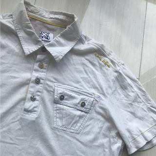 エナジー(ENERGIE)のエナジー 半袖 ポロシャツ Mサイズ 襟付き(ポロシャツ)