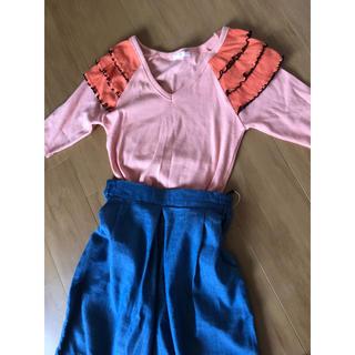 スライ(SLY)の新品 sly リブT(Tシャツ(半袖/袖なし))