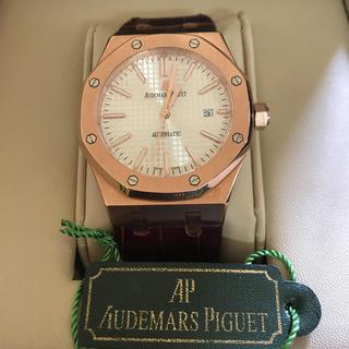 オーデマピゲ(AUDEMARS PIGUET)のロイヤルオーク 15400OR.OO.D088CR.01タイプ(腕時計(アナログ))