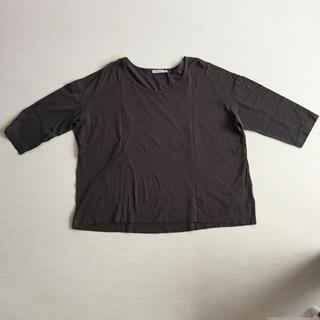 サンスペル(SUNSPEL)のSUNSPEL レディース七分袖Tシャツ S size(Tシャツ(長袖/七分))