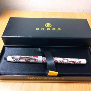 クロス(CROSS)の【新品】CROSS ボタニカ 万年筆 レッド(ペン/マーカー)