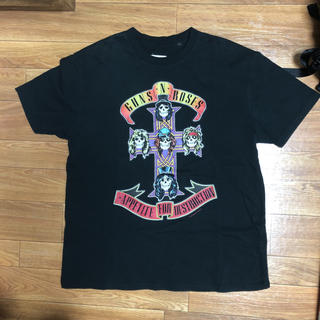 フィアオブゴッド(FEAR OF GOD)のFOG Guns tee Sサイズ (Tシャツ(半袖/袖なし))
