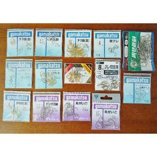 ガマカツ(がまかつ)の海釣り 釣り針 14種類(その他)