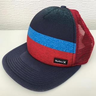 ハーレー(Hurley)のハーレー スナップバック キャップ 帽子 グラデーション メンズ レディース(キャップ)