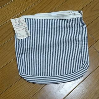 ムジルシリョウヒン(MUJI (無印良品))の無印良品のショルダーバッグ   帆布(ショルダーバッグ)