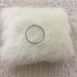 ピンクダイヤモンドリング 限定値下げ(リング(指輪))