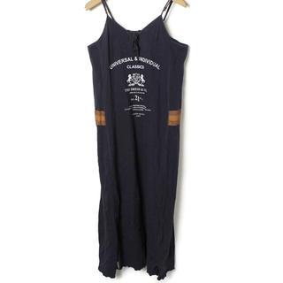 ザドレスアンドコーヒデアキサカグチ(The Dress & Co. HIDEAKI SAKAGUCHI)のThe Dress&Co. HIDEAKISAKAGUCHI キャミワンピ(ロングワンピース/マキシワンピース)