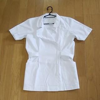 ☆値下げ☆ コスプレ用 ホワイト ナース服 ナガイレーベン Mサイズ