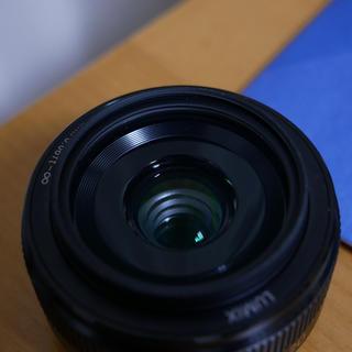 パナソニック(Panasonic)のPanasonic H-H020A 20mmF1.7 Ⅱ ASPH.美品(その他)