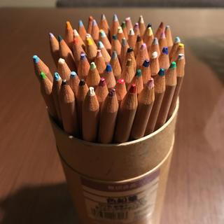 ムジルシリョウヒン(MUJI (無印良品))のMUJI 色鉛筆60色(色鉛筆 )