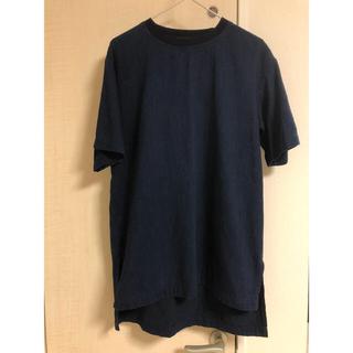 オープニングセレモニー(OPENING CEREMONY)のオープニングセレモニー デニムプルオーバーシャツ Tシャツ(Tシャツ/カットソー(半袖/袖なし))