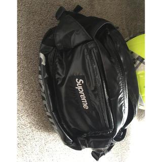 シュプリーム(Supreme)のss17 supreme waist bag black(ボストンバッグ)