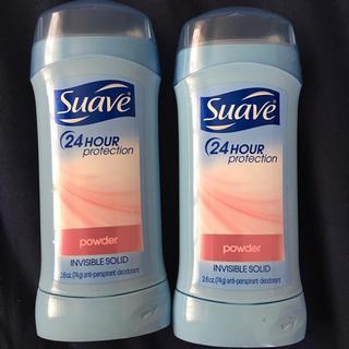 スアーヴ(Suave)の新品  suave 2本セット(制汗/デオドラント剤)