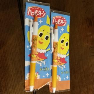 カメダセイカ(亀田製菓)のハッピーターン ボールペン(キャラクターグッズ)