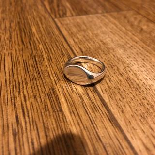 ティファニー(Tiffany & Co.)のティファニー シルバー トムウッド リング(リング(指輪))