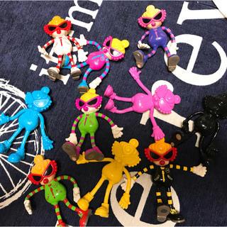 ヒステリックミニ(HYSTERIC MINI)のヒスミニ☆針金人形(ぬいぐるみ)