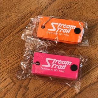ストリームライト(STREAMLIGHT)のストリームトレイル ネームタグ 2個セット(その他)