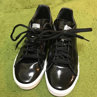 アディダス(adidas)のスタンスミス (エナメル)(スニーカー)