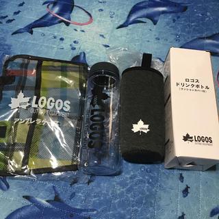 LOGOS - LOGOS ドリンクボトル アンブラケース 新品未使用
