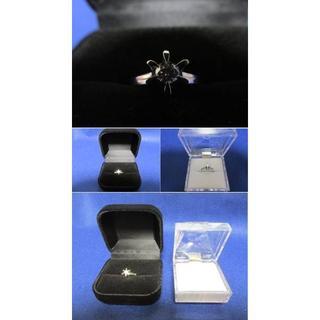 ☆Pt900立爪0.22ctダイヤモンドリング(リング(指輪))