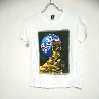 ジャンポールゴルチエ(Jean-Paul GAULTIER)のジャンポールゴルチェ ゴーストライダー Tシャツ(Tシャツ/カットソー(半袖/袖なし))