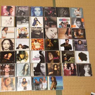 洋楽CD 女性アーティスト R&B、ポップス まとめ売り(R&B/ソウル)