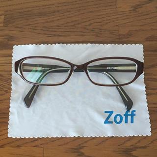 ゾフ(Zoff)のzoff(サングラス/メガネ)