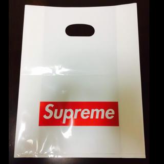 シュプリーム(Supreme)のsupreme ボックスロゴショップバックほぼ未使用 正規品(その他)