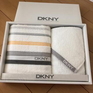DKNY タオルセット