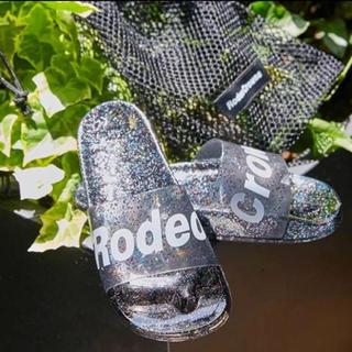 ロデオクラウンズワイドボウル(RODEO CROWNS WIDE BOWL)のロデオ ノベルティ サンダル(サンダル)