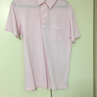 ピンクポロシャツ(その他)