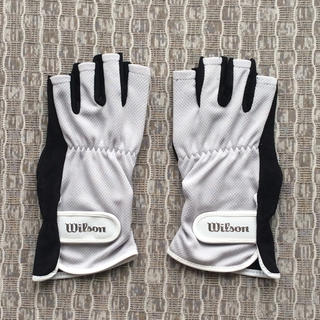 ウィルソン(wilson)のウィルソン  テニス グローブ 手袋(その他)