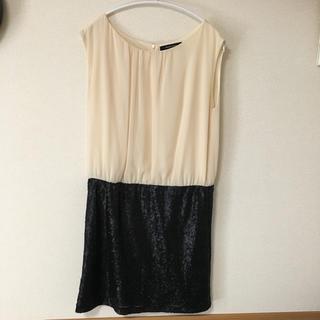 ローズバッド(ROSE BUD)のローズバッド ドレス(ミディアムドレス)