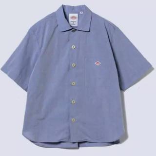 ダントン(DANTON)のダントン シャンブレー コットンシャツ(シャツ/ブラウス(半袖/袖なし))