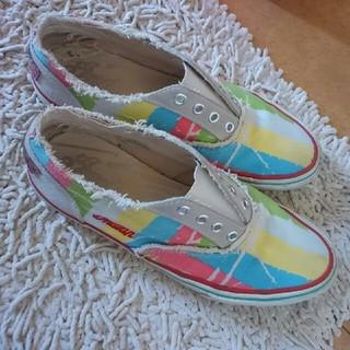 インディアン(Indian)のインディアン★カラフルな靴(スニーカー)