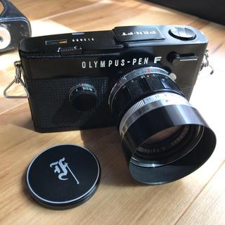 オリンパス(OLYMPUS)のalmost様用 オリンパス ペンFT ブラック(フィルムカメラ)