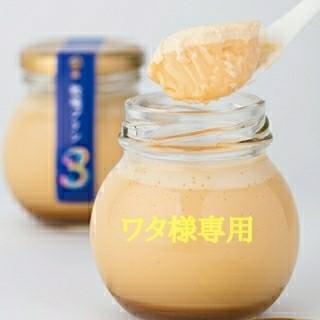 ワタ様専用 プリン、味噌プリン、苺ジュレ9個(菓子/デザート)