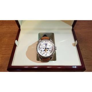 ロンジン(LONGINES)の【正規品LONGINES】ロンジン機械式腕時計 マスターコレクション(腕時計(アナログ))