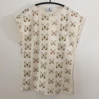アイグナー(AIGNER)のノースリーブシャツ Mサイズ(カットソー(半袖/袖なし))