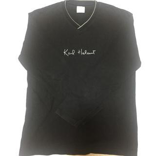 カールヘルム(Karl Helmut)ののんのん様専用 カールヘルム  メンズ ロンT(Tシャツ/カットソー(七分/長袖))